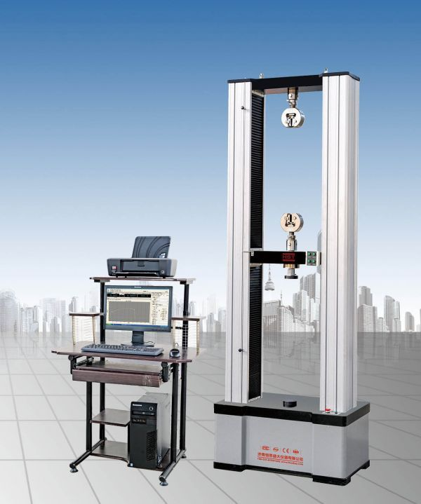 液晶显示大跨度人造板万能试验机