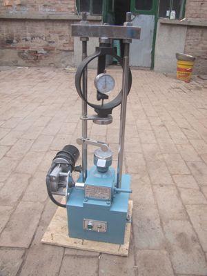 电动石灰土压力试验机、石灰土压力试验机